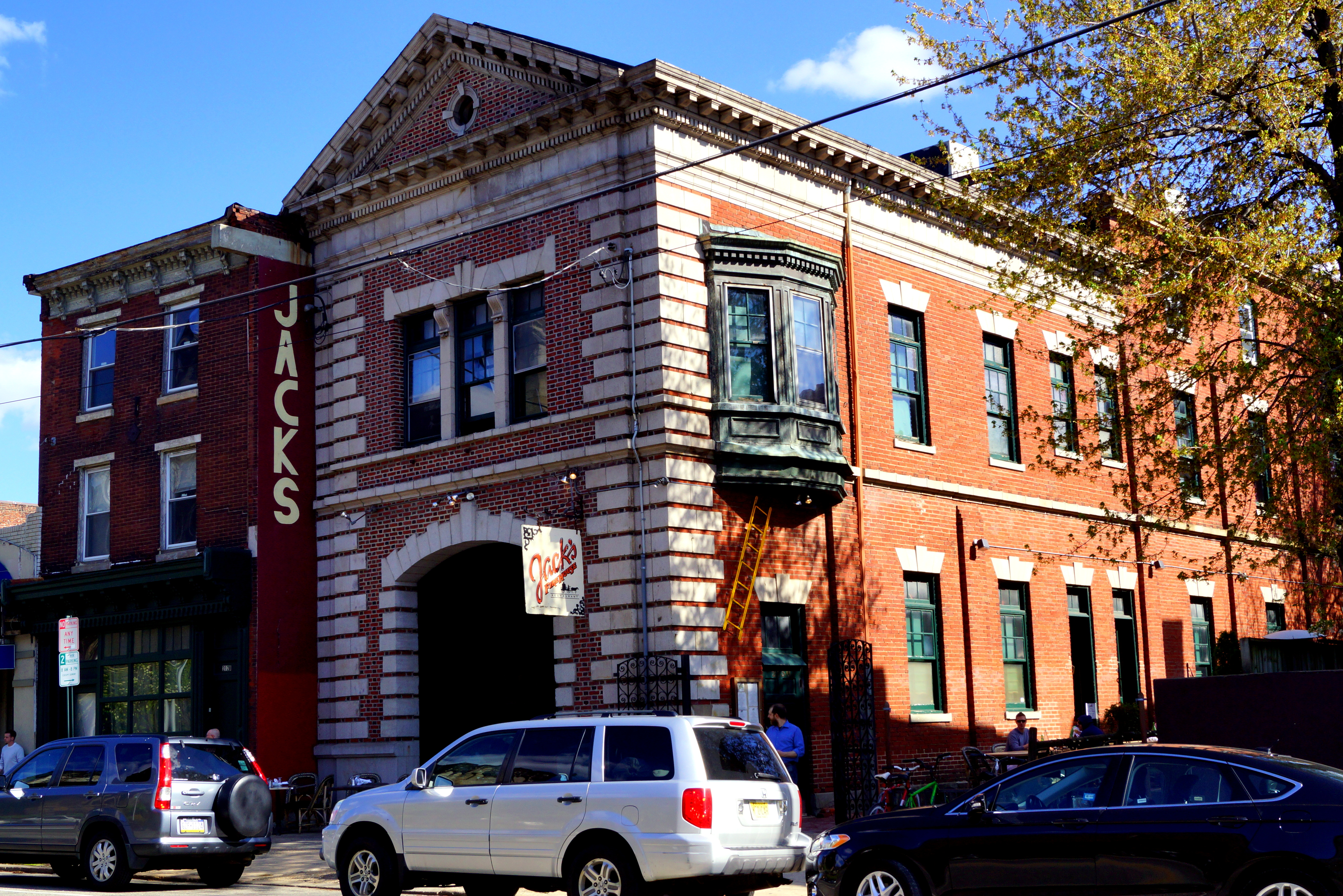 Worth Avenue Jack S Firehouse Philadelphia Pa Cello S Corner