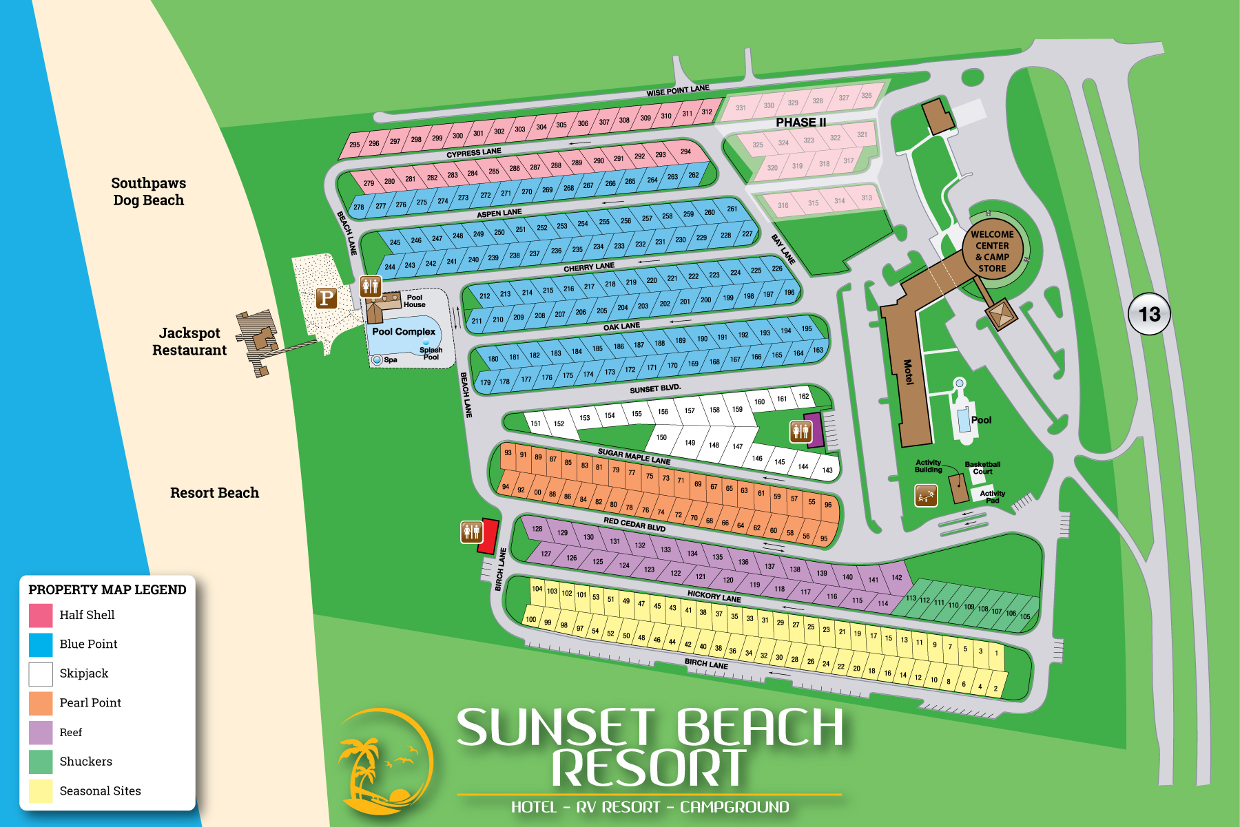 Sunset Beach Resort Cape Charles Va Cello S Corner